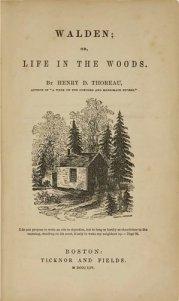 Walden_Thoreau